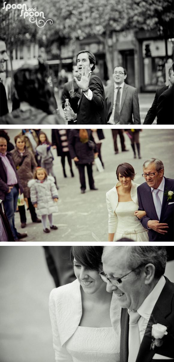 reportaje de boda en olagorta