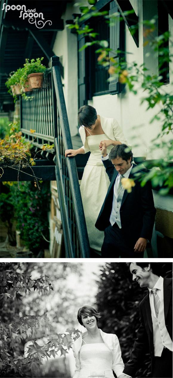 boda en hosteleria olagorta