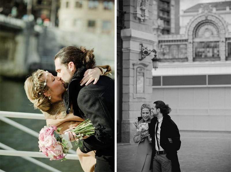 reportaje de boda en bilbao