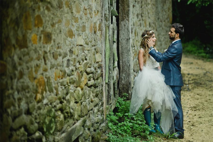 boda en el campo euskadi