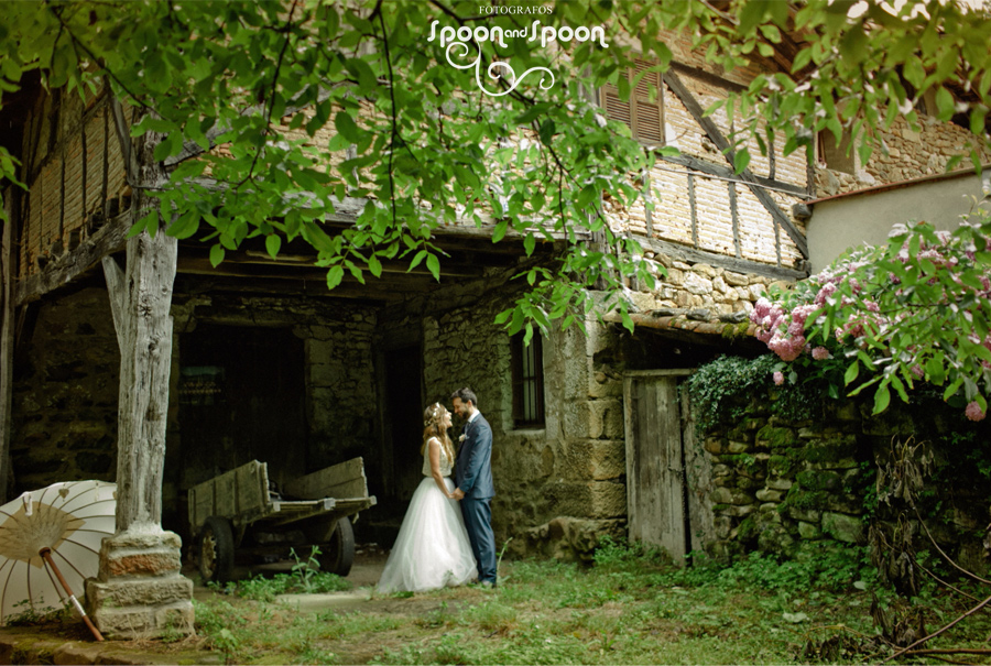 boda en el campo bizkaia euskadi